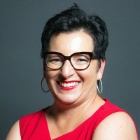 Porträtfoto von Birgit Fruth